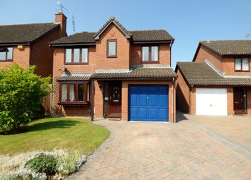 Thumbnail 4 bed detached house for sale in The Copse, Farnborough