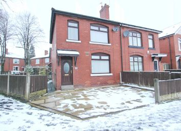 Thumbnail 3 bedroom semi-detached house to rent in Woodhill Road, Bury