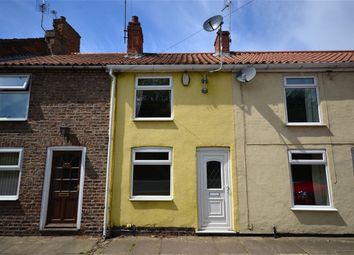 Thumbnail 1 bed terraced house to rent in High Street, Rawcliffe, Goole