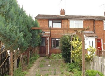 Thumbnail 2 bed end terrace house for sale in Ipswich, Suffolk