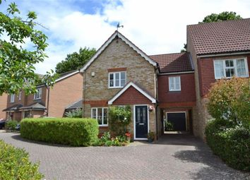 Thumbnail 4 bed link-detached house for sale in Dorneywood Way, Newbury, Berkshire