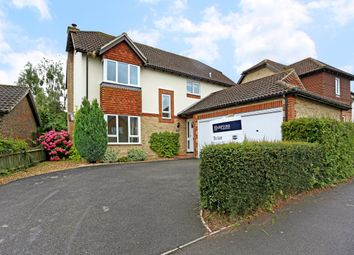 Thumbnail 4 bed detached house to rent in Edwards Meadow, Marlborough