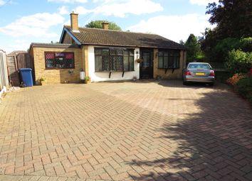 Thumbnail 3 bed detached bungalow for sale in Burdett Close, Doddington, March