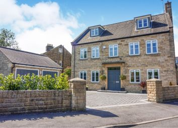 Thumbnail 5 bedroom detached house for sale in Wellfield Lane, Burley In Wharfedale