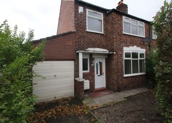 Thumbnail 3 bedroom semi-detached house for sale in Turncroft Lane, Stockport