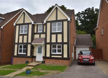 Thumbnail 4 bed detached house to rent in Quantock Close, Great Ashby, Stevenage, Herts