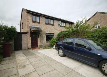 Thumbnail 3 bed semi-detached house for sale in Littlebourne Walk, Sharples, Bolton, Lancashire