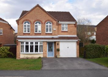 Thumbnail 4 bed detached house for sale in Crowswood Drive, Stalybridge