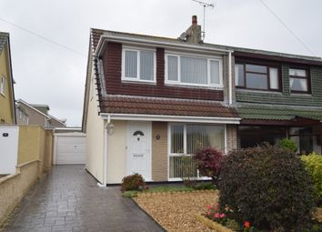 Thumbnail 3 bed semi-detached house for sale in Haverigg Gardens, Walney, Cumbria
