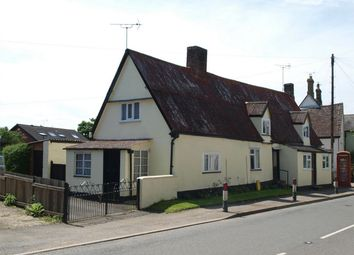 Thumbnail 3 bed semi-detached house for sale in High Street, Catworth, Huntingdon