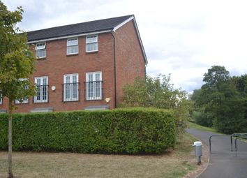 Thumbnail 3 bed town house for sale in Trent Bridge Close, Trentham, Stoke-On-Trent