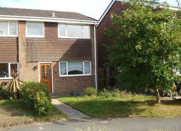 Thumbnail 3 bed property to rent in Branwell Close, Christchurch