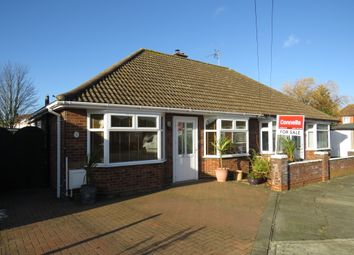 Thumbnail 2 bedroom semi-detached bungalow for sale in Grasmere Close, Ipswich