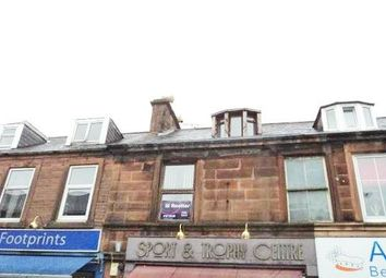 Thumbnail 1 bed maisonette for sale in High Street, Lockerbie