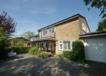 Thumbnail 4 bed detached house for sale in Haydown Leas, Vernham Dean, Andover