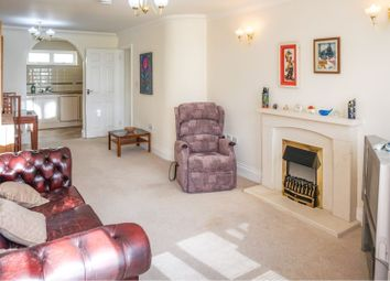 Thumbnail 2 bed flat for sale in Carleton Road, Skipton