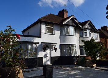 Thumbnail 4 bed semi-detached house for sale in Windsor Road, Harrow Weald