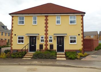 Thumbnail 2 bedroom semi-detached house for sale in Kendle Road, Swaffham