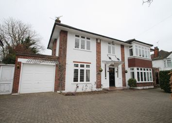 Thumbnail 4 bed detached house for sale in College Avenue, Grays