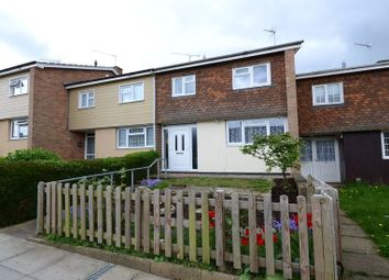 Thumbnail 3 bed terraced house for sale in Eskin Close, Tilehurst, Reading
