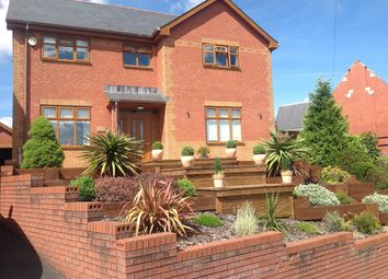 Thumbnail 6 bed detached house for sale in Penydarren Park, Merthyr Tydfil