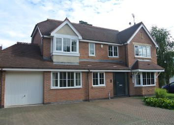 Thumbnail 4 bedroom detached house to rent in Heath Green Way, Coventry