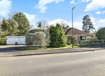 Thumbnail 3 bed detached bungalow for sale in Garden Wood Close, West Chiltington