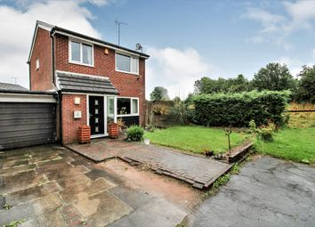 Thumbnail 4 bed detached house for sale in Stonehill Road, Rooley Moor, Rochdale