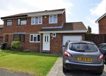 Thumbnail 3 bed semi-detached house for sale in Richards Close, Weston-Super-Mare