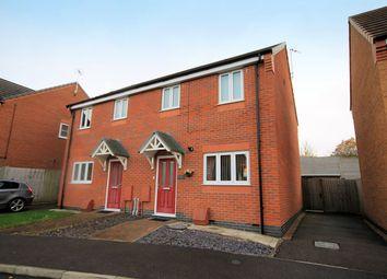 Thumbnail 3 bed semi-detached house for sale in Carnelian Drive, Sutton-In-Ashfield