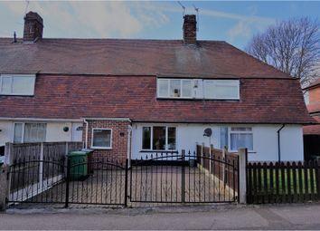 Thumbnail 3 bedroom terraced house for sale in Harrogate Road, Nottingham