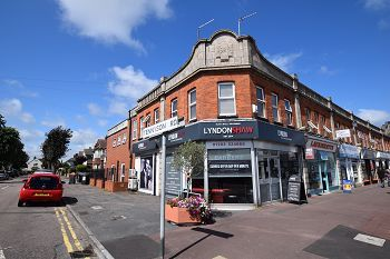 Thumbnail 1 bedroom flat for sale in 918 Wimborne Road, Winton, Bournemouth