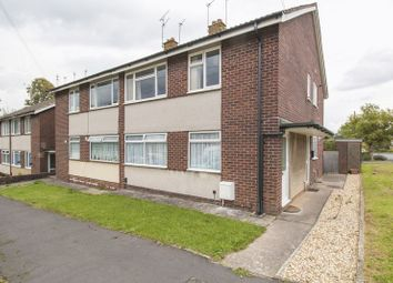 Thumbnail 2 bed flat for sale in Chelsea Close, Keynsham, Bristol