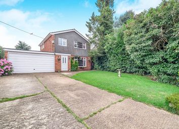 Thumbnail 4 bedroom detached house for sale in Lenham Road, Platts Heath, Maidstone
