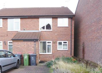 Thumbnail 1 bedroom flat for sale in Gresley Court, Off Beckfield Lane, York