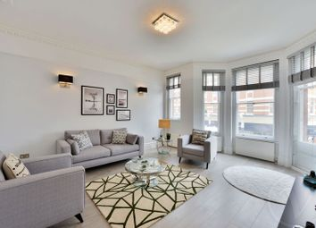 Thumbnail 3 bed flat to rent in Sandwell Mansions, West End Lane, West Hampstead, London