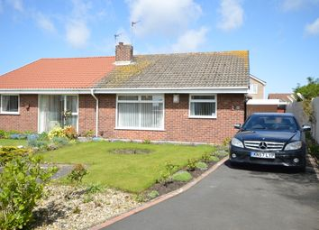 Thumbnail 2 bed semi-detached bungalow for sale in Catforth Avenue, Blackpool