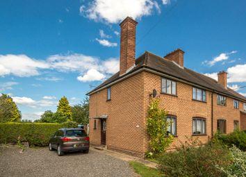 Thumbnail 4 bedroom semi-detached house for sale in Park Lane, Castle Camps, Cambridge