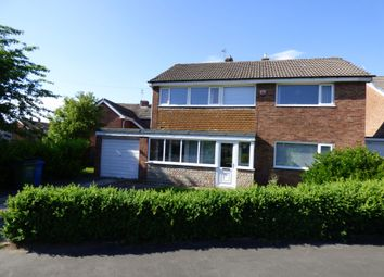 Thumbnail 4 bedroom detached house for sale in Sandown Road, Hazel Grove, Stockport