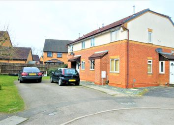 Thumbnail 1 bed end terrace house for sale in Twyford Close, Little Billing, Northampton