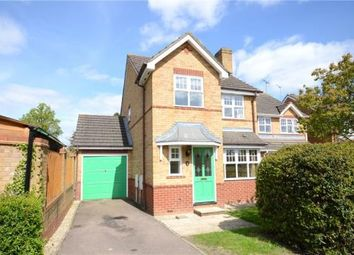 Thumbnail 3 bedroom link-detached house for sale in Century Drive, Spencers Wood, Reading