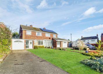 3 bed semi-detached house for sale in Brookside Road, Barton Under Needwood, Burton-On-Trent DE13