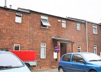 Thumbnail 3 bed terraced house for sale in Edington Close, Swindon