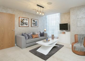 Thumbnail 3 bedroom flat for sale in 130 Colindale Avenue, Colindale, London
