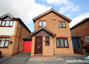 Thumbnail Link-detached house for sale in Fernwoods, Bartley Green