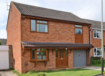 Thumbnail 4 bed detached house to rent in St. Nicholas Drive, Cheltenham