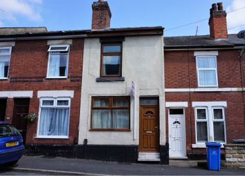 Thumbnail 2 bed terraced house for sale in Howe Street, Derby