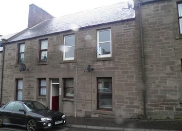 Thumbnail 1 bed flat to rent in John Street, Forfar