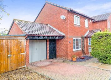 Thumbnail 3 bedroom detached house for sale in Weggs Farm Road, New Duston, Northampton, Northamptonshire