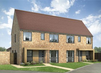 Thumbnail 3 bed semi-detached house for sale in Paddocks Way, Poringland, Norwich, Norfolk